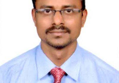 Mr. Bikash Krushna Das