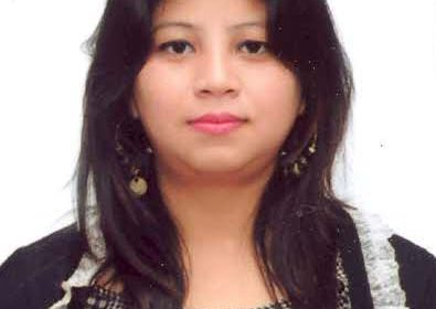 Ms. Lairisukjang Dkhar Sawian (Aleena)